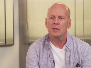 Moonrise Kingdom: Bruce Willis On The Joy Of Working On The Set
