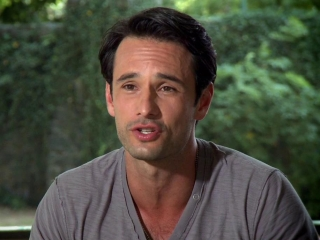 What To Expect When Youre Expecting Rodrigo Santoro On The Film