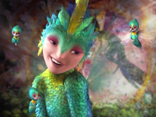 Rise Of The Guardians German Trailer 4 - Rise of the Guardians - Flixster Video