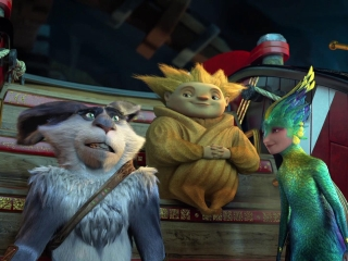 Rise Of The Guardians Greek Trailer 4