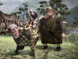 Brave Kilt Featurette - Brave - Flixster Video