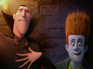 Hotel Transylvania German Trailer 1