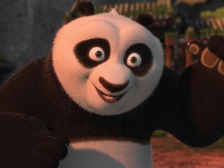 Kung Fu Panda 2 Russian Trailer 9