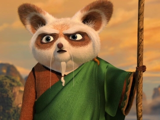 Kung Fu Panda 2 Italian Trailer 9