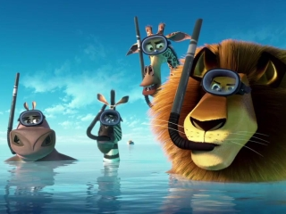 Madagascar 3 (French/Canada Trailer 2)