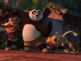 Kung Fu Panda 2 French Trailer 10 Subtitled