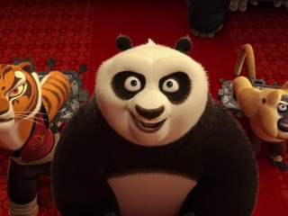 Kung Fu Panda 2 Romanian Trailer 9 Subtitled