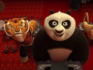 Kung Fu Panda 2 Icelandic Trailer 9