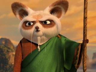 Kung Fu Panda 2 Greek Trailer 9