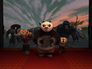 Kung Fu Panda 2 Bulgarian Trailer 9