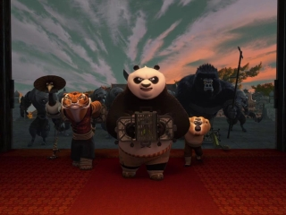 Kung Fu Panda 2 Cantonese Trailer 9