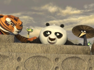 Kung Fu Panda 2 German Trailer 9