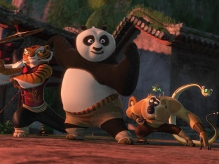 Kung Fu Panda 2 Swedish Trailer 9