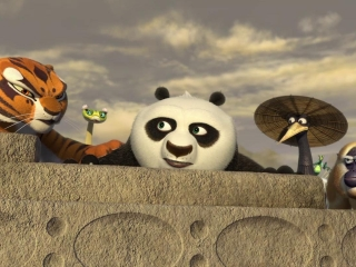 Kung Fu Panda 2 Slovak Trailer 9