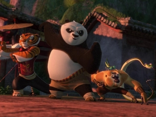 Kung Fu Panda 2 Turkish Trailer 9