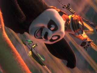Kung Fu Panda 2 Spanish Chinese New Year Trailer 5 Subtitled
