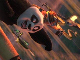 Kung Fu Panda 2 Mandarin Chinese New Year Trailer 5