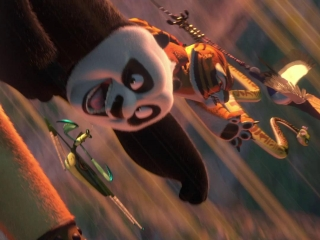 Kung Fu Panda 2 Cantonese Chinese New Year Trailer 5