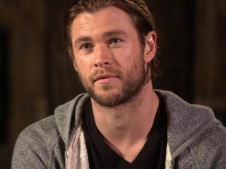 Snow White And The Huntsman Chris Hemsworth On The Huntsman