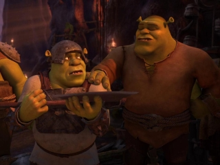 Shrek Forever After Danish Trailer 4