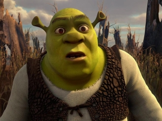 Shrek Forever After Russian Trailer 4