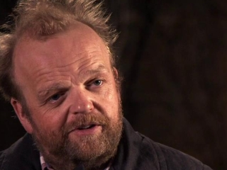 Snow White And The Huntsman Toby Jones On The Dwarves - Snow White and the Huntsman - Flixster Video