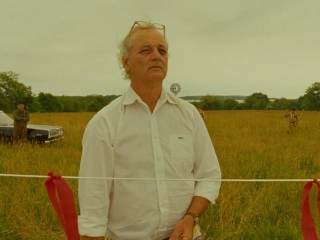 Moonrise Kingdom Bill Murray Featurette