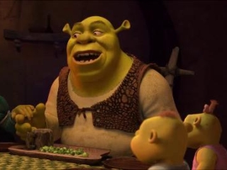 Shrek Forever After Ukrainian Trailer 1
