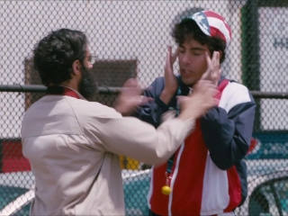 The Dictator Full Helicopter Extended Scene