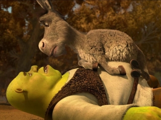 Shrek Forever After Russian Trailer 1