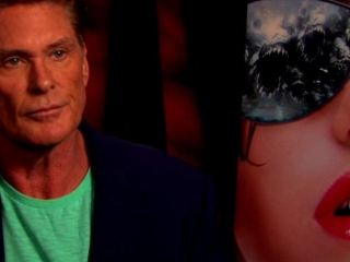 Piranha 3dd David Hasselhoff On Taking The Role - Piranha 3DD - Flixster Video