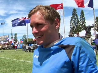 Battleship On The Set Making Soccer Stars Featurette