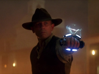 Cowboys  Aliens Greek Spike Sneak Peek Subtitled
