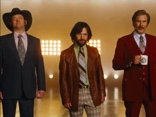 Anchorman 2 Teaser