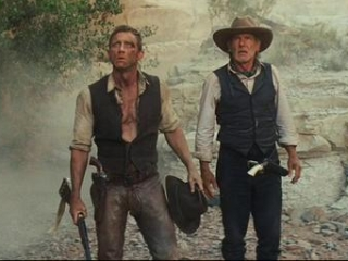 Cowboys  Aliens Turkish Trailer 1
