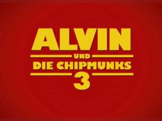 Alvin And The Chipmunks Chipwrecked German