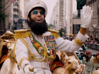 The Dictator (Portugese/Brazil Trailer 10 Subtitled)