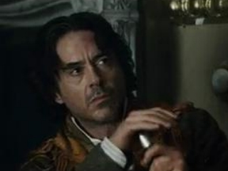 SHERLOCK HOLMES: A GAME OF SHADOWS (GERMAN)