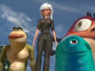 Monsters Vs Aliens Danish Trailer 6