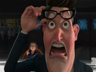 Monsters Vs Aliens Hebrew Trailer 7