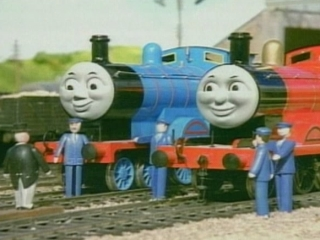 THOMAS & FRIENDS: CLIP 1