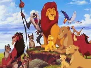 The Lion King German