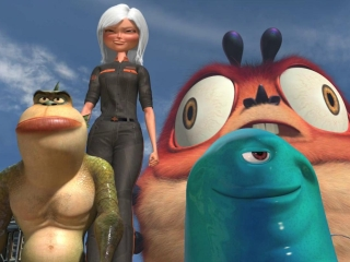 Monsters Vs Aliens Uk Trailer 6