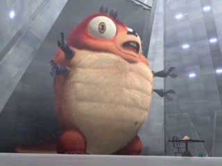 Monsters Vs Aliens Cantonese Trailer 2