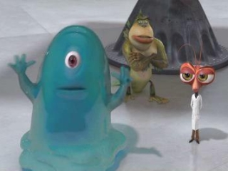Monsters Vs Aliens Lithuanian Trailer 2