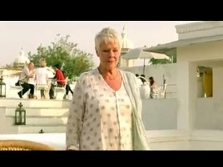 THE BEST EXOTIC MARIGOLD HOTEL (ITALIAN)
