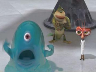 Monsters Vs Aliens Russian Trailer 2
