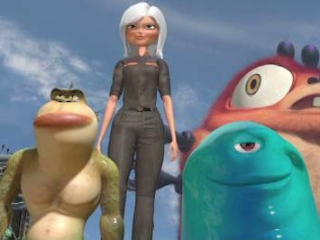 Monsters Vs Aliens Greek Trailer 2
