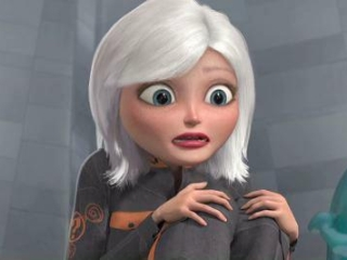 Monsters Vs Aliens Turkish Trailer 2
