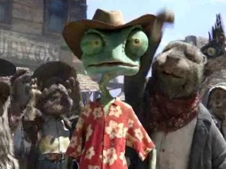 Rango Mandarin Trailer 5 Subtitled
